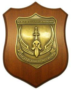 Crest 110a CP d'Assalto Incursori – IX° Rgt. d'Assalto Col Moschin