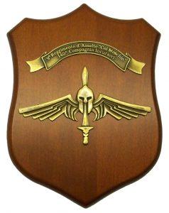 Crest 140^ Compagnia Incursori  IX° Rgt. d'Assalto Col Moschin