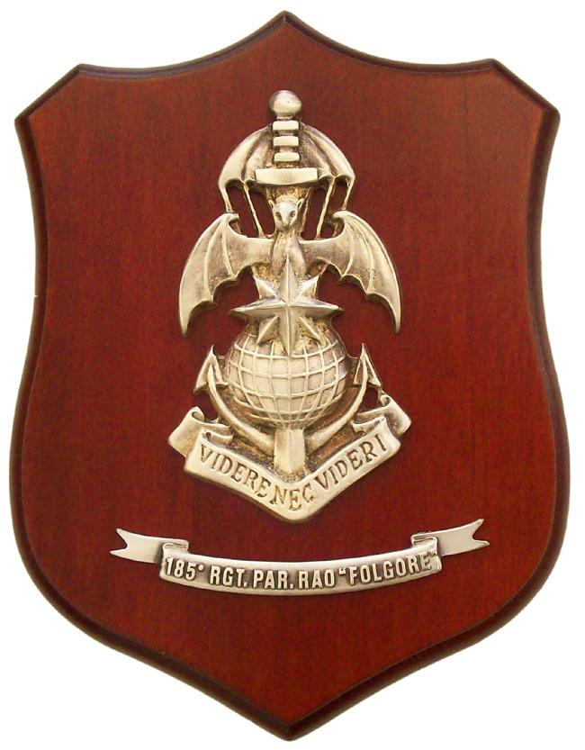 Crest 185° Reggimento Paracadutisti Rao