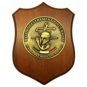 Crest Base Addestramento Incursori – IX° Rgt. d'Assalto