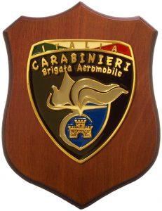 Crest Carabinieri  Brigata Aeromobile