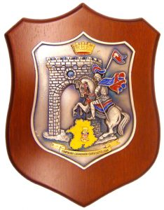 Crest Compagnia Carabinieri Civita Castellana