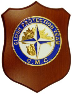 Crest Carabinieri C.M.C. Close Protection Team