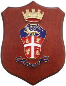 Crest Carabinieri araldico