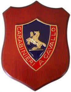 Crest Carabinieri a Cavallo