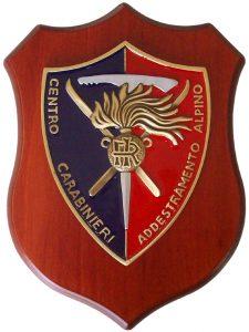 Crest Carabinieri Addestramento Alpino
