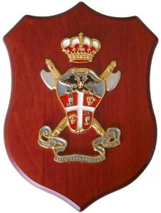 Crest Carabinieri Araldico anni '30