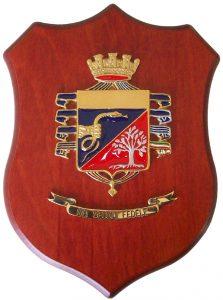 Crest Carabinieri Araldico anni '90