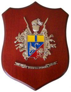 Crest Carabinieri Araldico dagli anni '30 ai '90