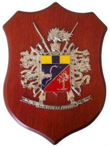 Crest Carabinieri Araldico antico