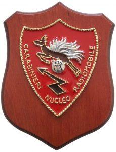 Crest Carabinieri Nucleo Radiomobile