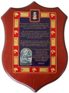 Crest Preghiera dei Carabinieri