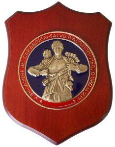 Crest Carabinieri Salvo D'Acquisto