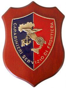 Crest Carabinieri Servizio di Frontiera