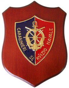 Crest Carabinieri Servizio Navale