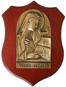 Crest Virgo Fidelis