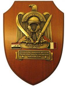 "Crest Missione ""Centuria"" Task Force 44 Iraq"