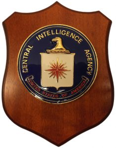 Crest CIA – Central Intelligence Agency