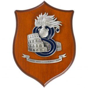 """Crest Carabinieri – 1^ Brigata Mobile – 8° Rgt. Carabinieri """"Lazio"""""""