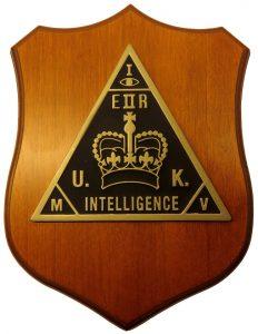 Crest M5 Servizi Segreti Inglesi