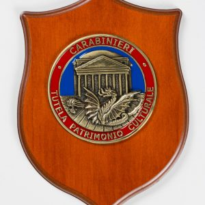 Crest Carabinieri Tutela Patrimonio Culturale