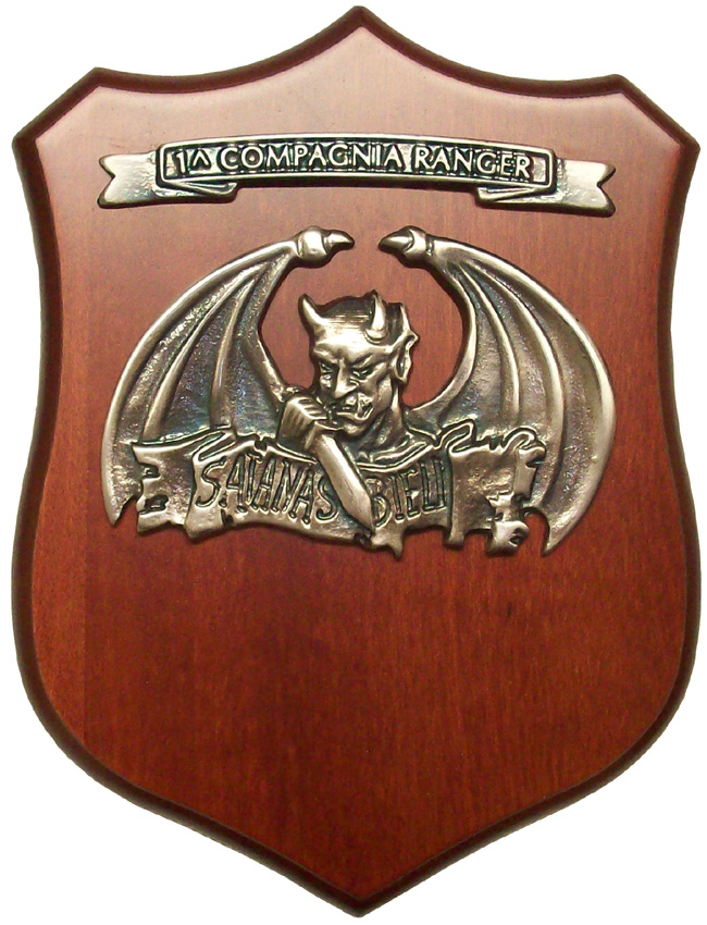 Crest 1a Compagnia Ranger