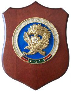 Crest R.O.S. Raggruppamento Operativo Speciale