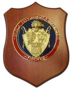 Crest Scuola Sottufficiali Carabinieri Firenze