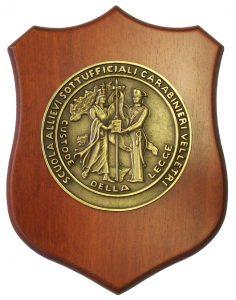 Crest Scuola Sottufficiali Carabinieri Velletri