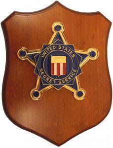 Crest United States Secret Service