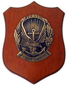 """Crest Stemma 9° Reggimento """"Col Moschin"""" Incursori"""