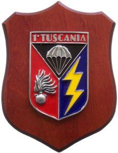 Crest TUSCANIA