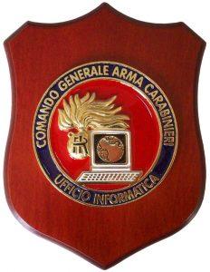 Crest Comando Generale Arma Carabinieri – Ufficio Informatica