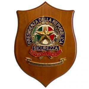 Crest Reparto Carabinieri Presidenza della Repubblica